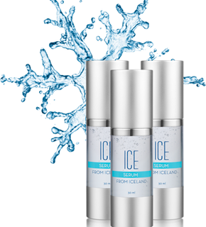 3x Ice Serum - SPESIALTILBUD
